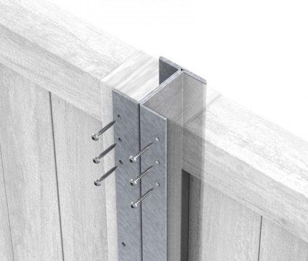 Galvanised Steel Durapost 2.4m[1]