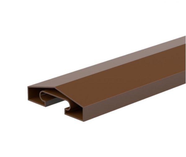 Sepia Brown Dura Rail 1.8m